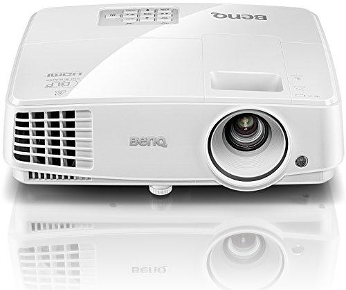 BenQ TH530 Full HD 3D DLP-Projektor (1920x1080 Pixel, Kontrast 10.000:1, 3200 ANSI Lumen, HDMI, 1,1x Zoom) weiß