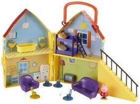 (incluye figura de Peppa Pig) La casa de juegos de...