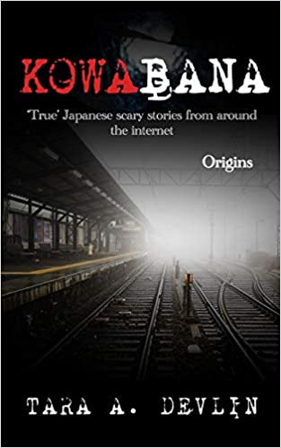 Amazon com: Kowabana: 'True' Japanese scary stories from around the