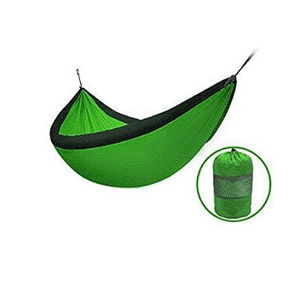 Unbekannt GJ Hängematte - Personal Double Fallschirm Tuch Student Indoor Dorm Zimmer Schlafzimmer Swing Erwachsene Der Aufstieg (Farbe : C, größe : 240 * 173cm)