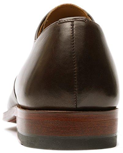 Gordon & Bros Lucquin 3853 L Mode Welted Mannen Schnürhalbschuh Met Oxford Rijgen, Goodyear Welted Leren Zool En Neus Voor Pak, Zakenreizigers En Tdm