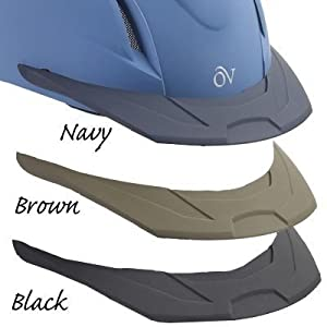 Ovation Helmet Visor - Black Large