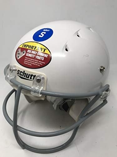 Recruit 7960 White Youth Small Football Helmet All Included ()