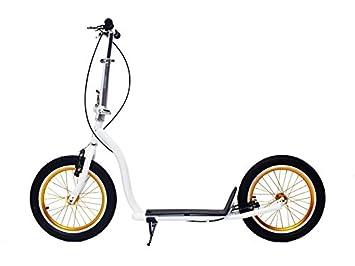 Oss Bikes Patinete Plegable para Adultos - Modelo Americana ...