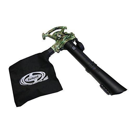 Snow Joe T-SBJ605E-RM-CA 1608-705 Elec Blower-Vacuum-Mulcher, Camo
