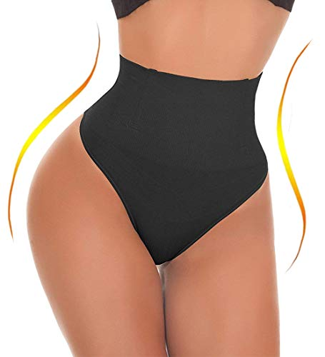 f219ead938 Jenbou Waist Cincher Girdle Tummy Control Panties Trainer Sexy Thong Body  Shaper Slimming Shapewear for Women