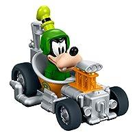 Fisher-Price Disney Mickey y los corredores de Roadster, Turbo Tubster de Goofy