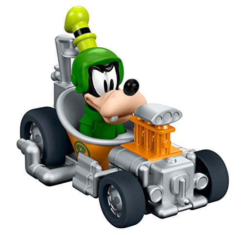 Fisher-Price Disney Mickey and the Roadster Racers - Goofy's Turbo Tubster Playset