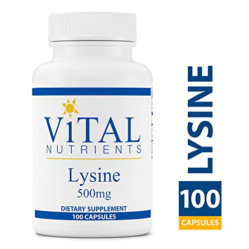 Vital Nutrients Supports Function Arginine