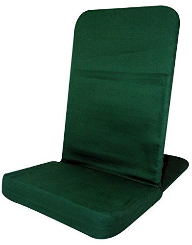 Back Jack Floor Chair (Original BackJack Chairs) - Standard Size (Forest Green)