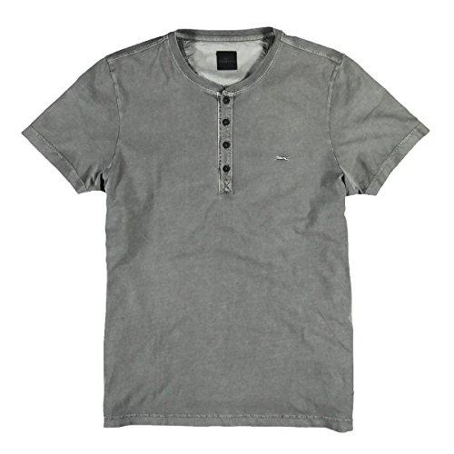 "engbers Herren T-Shirt ""My Favorite"", 23375, Grau"
