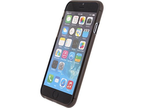 mobilize Gelly Case Apple iPhone 6 6S Smokey Grey