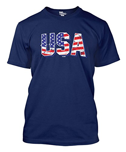 USA American Flag Mens T Shirt product image