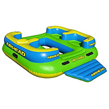 Image of Airhead Inflatable Islands for 4-6 People Boating