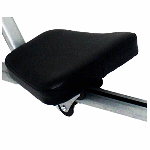 Sunny Health & Fitness SF RW1205 12 Adjustable Resistance Rowing Machine Rower w/Digital Monitor