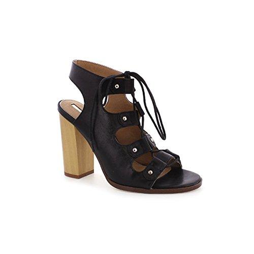 Maria 66103 Beige Femme Chaussures Brush habillées Mare 8rw5qpxrO