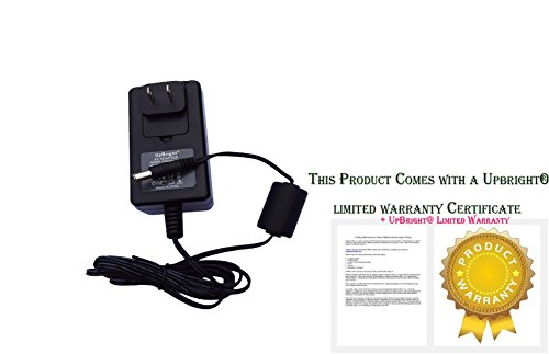 "New GEP AC Adapter/Power Supply for Dell 23"" Widescreen Flat-Panel IPS LED HD Minitor S2340M/c, 24"" LCD Monitor S2440Lb."