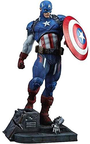 Sideshow Marvel Comics Captain America Premium Format Figure ()