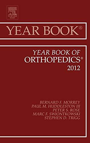 Year Book of Orthopedics 2012 (Year Books)