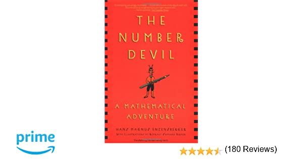 The Number Devil: A Mathematical Adventure: Hans Magnus ...
