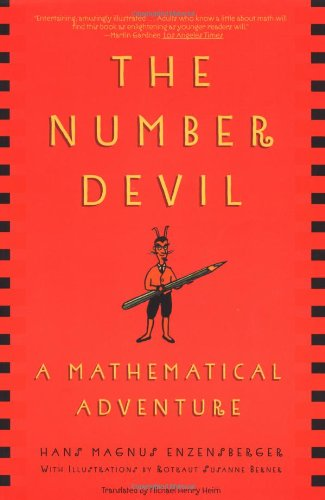 The Number Devil: A Mathematical Adventure by Priddy Books
