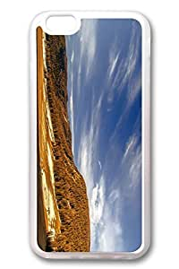iPhone 6 Cases, Personalized Protective Case for New iPhone 6 Soft TPU Clear Edge Scenery by supermalls