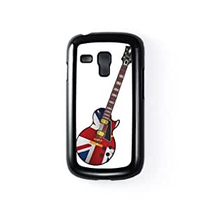 Guitar (2) Black Hard Plastic Case Snap-On Protective Back Cover for Samsung? Galaxy S3 Mini by Nick Greenaway + FREE Crystal Clear Screen Protector