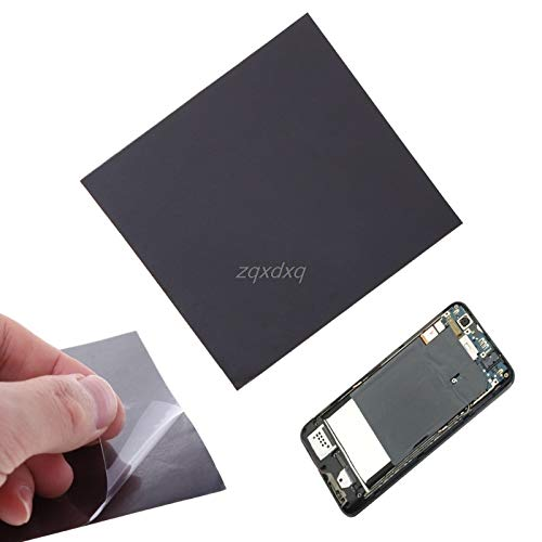 FENGYI 0.05100100mm High Conductivity Thermal Pad Heatsink CPU Cooling Pads Synthetic Graphite Piece