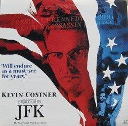 JFK /Widescreen Digital Surround Stereo LaserDisc Sissy Spacek Kevin Bacon Tommy Lee Jones Laurie Metcalf