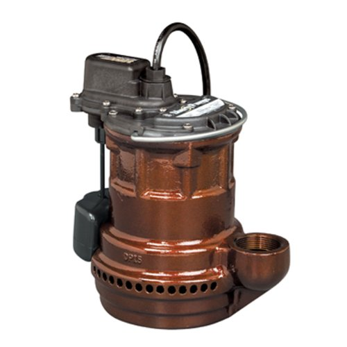 Liberty Pumps 240 Manual 1/4 HP Submersible Sump Pump by Liberty Pumps