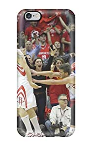 Discount houston rockets basketball nba (42) NBA Sports & Colleges colorful iPhone 6 Plus cases 3187275K391629482