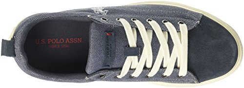 S Den POLO Baskets Bleu U ASSN Denim Homme Tebio d7w8qqv