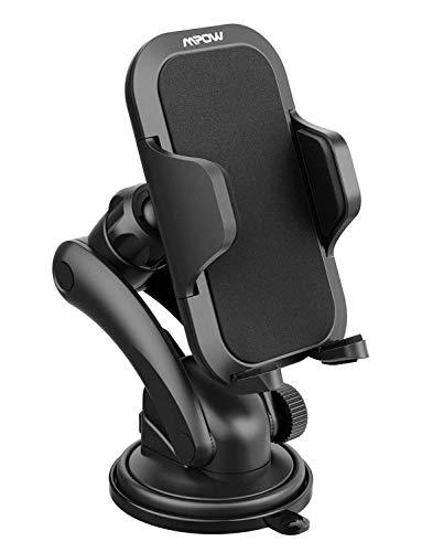 Mpow Car Mount Holder, Universal Dashboard Car Phone Mount H