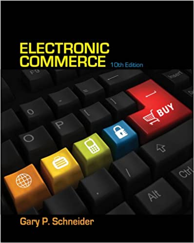 electronic commerce 10th edition gary p schneider