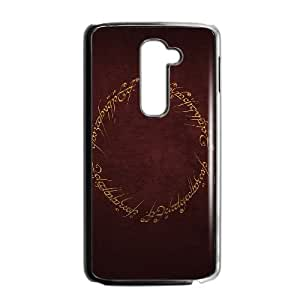 LG G2 Cell Phone Case Black_5 Lord of the Rings Qitua