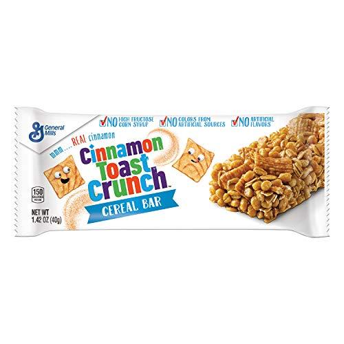 Cinnamon Toast Crunch Cereal Bar, 96 Count - Cereal Crunch Toast Cinnamon