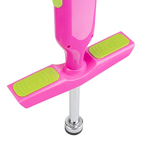Flybar iPogo Jr. - Worlds First Interactive Counting Pogo Stick for Kids Ages 5 to 9 (Pink) by Flybar (Image #6)