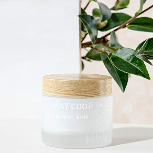 May Coop Raw Moisturizer – instant remedy for moisturizing and balancing skin 2.7 oz