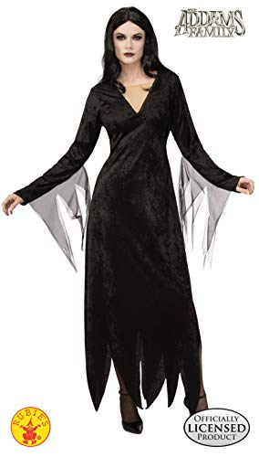 Rubie's Addams Family Animated Movie Morticia Adult Costume, As Shown, Large