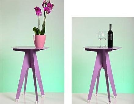 Tavolo da giardino esterno smontabile senza viti in metallo utile ...