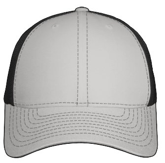 Richardson Cap Adult Unisex 112 Mesh Back Adjustable Caps - Back Structured Cap