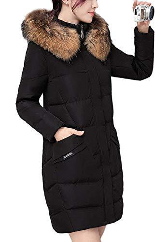 OxwaOrq7g1 Fashion Donna Trapuntata Piumino Invernali Sintetica Cerniera ISwqY0