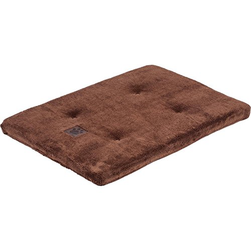 Precision Pet Precision Snoozzy Pet Mattress Crate Bed Tan 17.5 x (Snoozzy Pet Bed Plush)