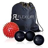Massage Ball Set and Muscle Roller Stick Kit