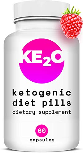 - Keto Weight Loss Supplement with Raspberry Ketones and Pure Garcinia Cambogia Extract - Best Natural Fat Burner Pills - Advanced Metabolism Booster - Carb Blocker for Men, Women - 60 Capsules