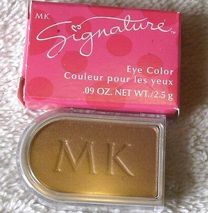 Eye Shadow Color Gold Leaf - Mary Kay Signature Eye Color LUCKY PENNY