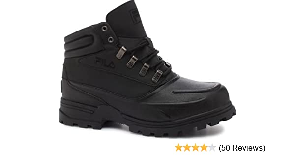 ae3f1ee474 Amazon.com | Fila Men's Shifter Synthetic Hiking Boots | Boots