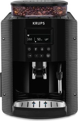 Krups EA81 Pisa Fully Automatic Espresso Machine Review [2018]