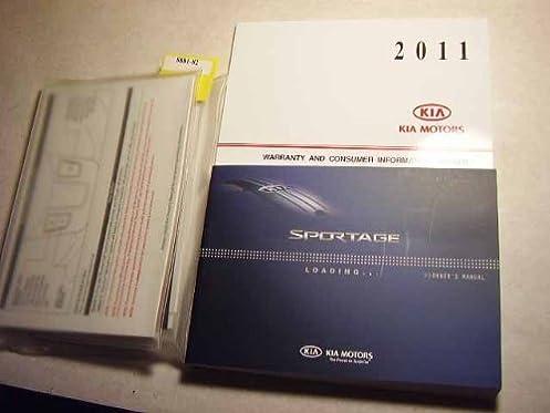 2011 kia sportage owners manual kia amazon com books rh amazon com 2011 kia sportage owners manual 2011 kia sportage user manual