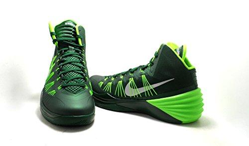 Nike Mens Hyperdunk 2013 Grön Basketskor Sz.13.5 Ny 584.433 300